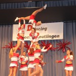 Faschingsball Dancing Shoes-Seniorcheers