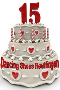 15-Jahre Dancing Shoes