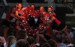 Auftritt  Herzklopfen Senior Cheers Rising Phoenix