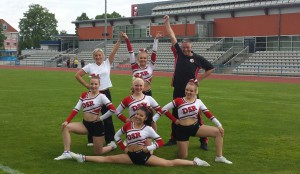 Deutsche Cheerleading Meisterschaft