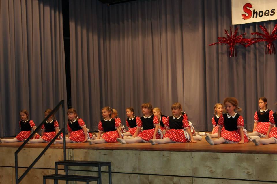 Faschingsball Dancing Shoes-Baby Shoes
