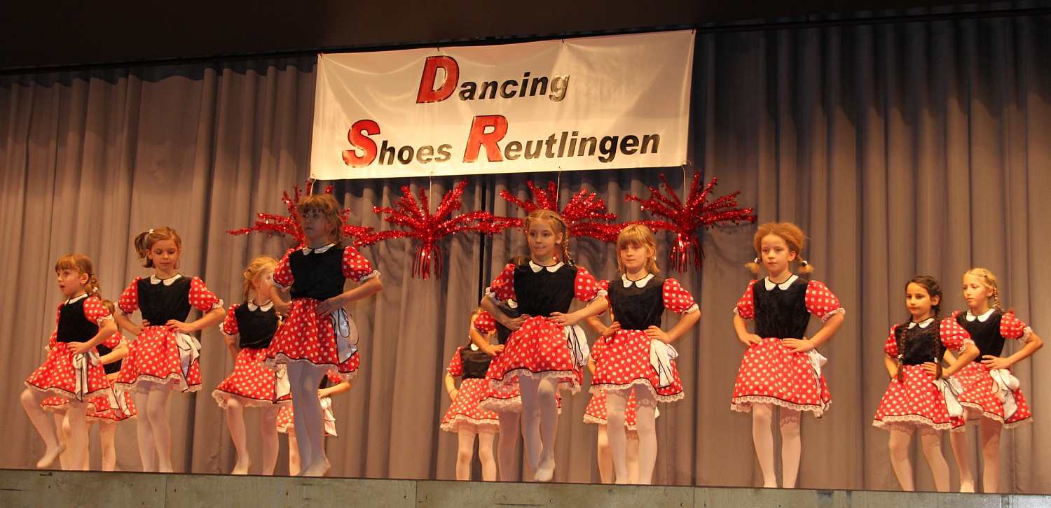 Faschingsball Dancing Shoes-Baby Shoes