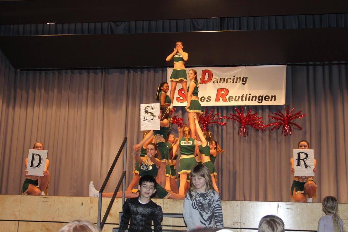 Faschingsball Dancing Shoes-Dragons