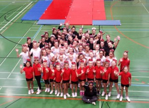DSR Cheerleadercamp