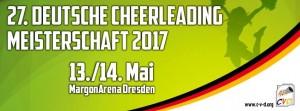Deutsche Cheermeisterschaft 2017